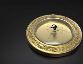 #40 pentru Design for golf ball markers like watch case de către dzen0