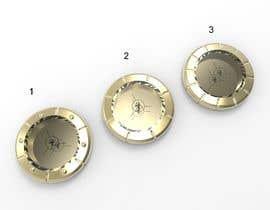 #31 pentru Design for golf ball markers like watch case de către gochat89