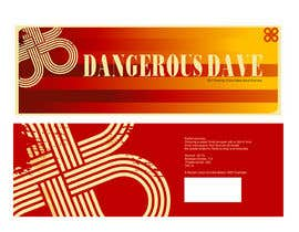 nº 13 pour Wine Label for Dangerous Dave par roopfargraphics