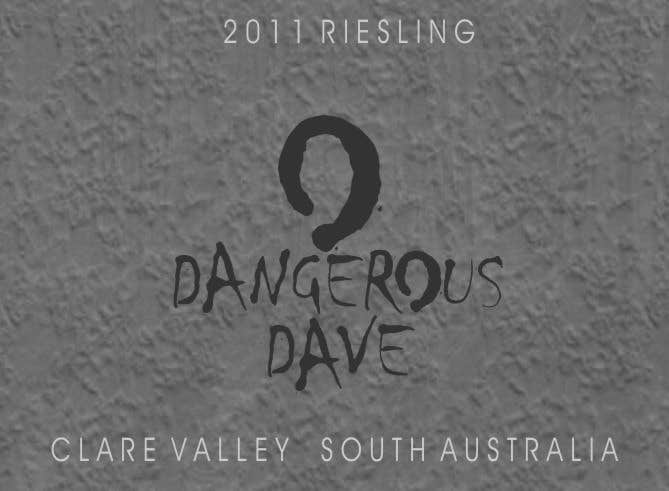 Proposition n°                                        37                                      du concours                                         Wine Label for Dangerous Dave