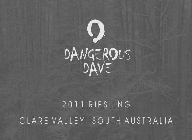 Konkurrenceindlæg #36 for Wine Label for Dangerous Dave
