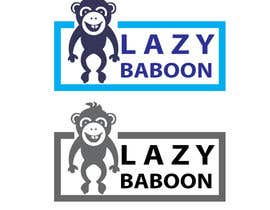 #132 for Lazy Baboon - Logo Contest by bachchubecks
