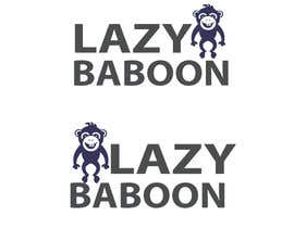 #133 for Lazy Baboon - Logo Contest by bachchubecks
