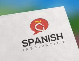 """#218 for improve a logo design or make a new one for a Spanish language school called """"Spanish inspiration"""" af syed9845390699"""