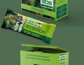 mohamedgamalz tarafından Create Print and Packaging Designs For My Coffee and sachets için no 8
