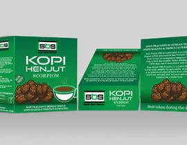 Xclusive61 tarafından Create Print and Packaging Designs For My Coffee and sachets için no 23