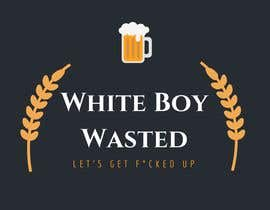 Nro 30 kilpailuun I need logo designed for a campaign called 'White Boy Wasted' stylized create good energy and fun! The term means having  too much to drink and partying like a rockstar.  I want the logo to also maintain adult level of professionalism. Thank you. käyttäjältä frankbru