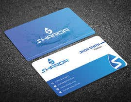 #4 for DESIGN A BUSSINESS CARD AND LOGO FOR PACKAGED DRINKING WATER BRAND af rtaraq