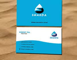 #12 for DESIGN A BUSSINESS CARD AND LOGO FOR PACKAGED DRINKING WATER BRAND af habiburrhman