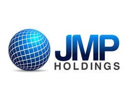 nº 407 pour Logo Design for JMP Holdings par ulogo