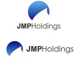 nº 172 pour Logo Design for JMP Holdings par Frontiere