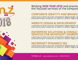 #69 cho Design-New-Year-Banner-Illutrating services bởi mfyad