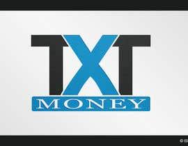 """#2 cho Txt Money """"logo"""" bởi ishansagar"""