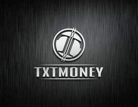 """#47 cho Txt Money """"logo"""" bởi ishansagar"""