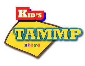 #9 for creative design of the kids store name by rogrox