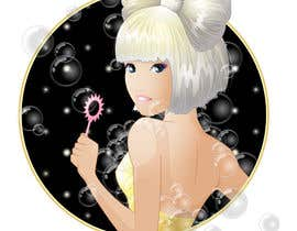 #29 for Lady Gaga Anime by igladkovac