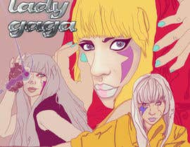 #21 for Lady Gaga Anime by RojasGraphics