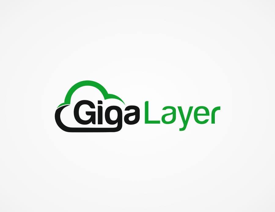 Entry #347 by anibaf11 for Design a Logo for gigalayer.com   Freelancer