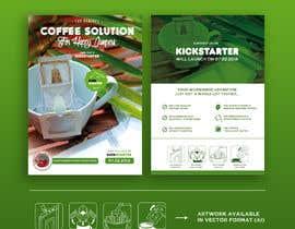 Nro 38 kilpailuun Flyer Design A6 for Kickstarter Campaign käyttäjältä ahmedabdelrahim1