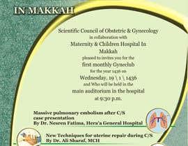 nº 4 pour Design a Brochure for 1st GyneClub In Maternity & children hospital in Makkah par hemantdwivedi891