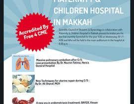 nº 1 pour Design a Brochure for 1st GyneClub In Maternity & children hospital in Makkah par shahirnana