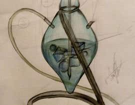 #6 for Illustrate a shisha/hookah af andradanicola