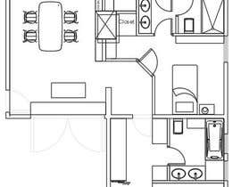 #69 untuk Design my countryside apartment oleh lfernanda