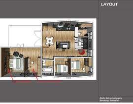 #11 untuk Design my countryside apartment oleh tyo11