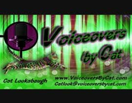 #3 cho Voiceover required within 48 Hours - Canadian or American Female bởi catlook