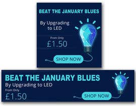 #37 for Email Banner needed for Lighting Retailer by mfyad