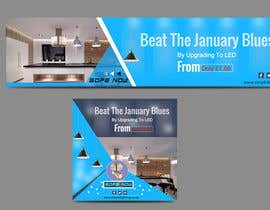 #40 for Email Banner needed for Lighting Retailer by youshohag799