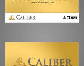 nº 34 pour Business Card Design for Caliber - The Wealth Development Company par tkalinowski