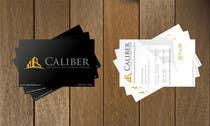 Graphic Design Kilpailutyö #65 kilpailuun Business Card Design for Caliber - The Wealth Development Company