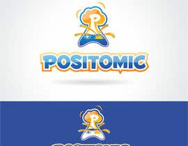 theocracy7 tarafından Design a Logo for Posatomic Games için no 56
