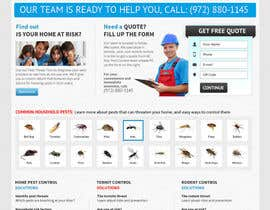 #18 para Website Design for All Star Pest Control por MishAMan