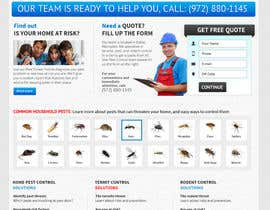 #19 cho Website Design for All Star Pest Control bởi MishAMan