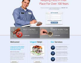 #31 para Website Design for All Star Pest Control por datagrabbers