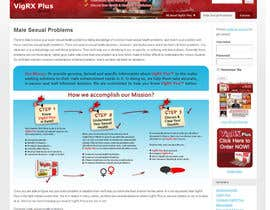 "#28 for Graphic Design for ""how we accomplish our mission"" of www.knowvigrxplusbetter.com by BuDesign"