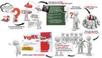 """Graphic Design Kilpailutyö #37 kilpailuun Graphic Design for """"how we accomplish our mission"""" of www.knowvigrxplusbetter.com"""