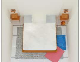 THUSHRA tarafından Create a realistic double bed... URGENT!!! Will be choosing winner tonight. için no 20