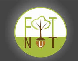 #57 para Logo Design for Cool Nut/Fit Nut por NeOLiO