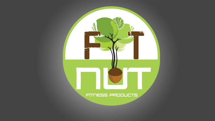 """Intrarea #218 pentru concursul """"Logo Design for Cool Nut/Fit Nut"""""""