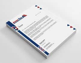 #55 for Design a Letter head including New Logo. by rihanruz