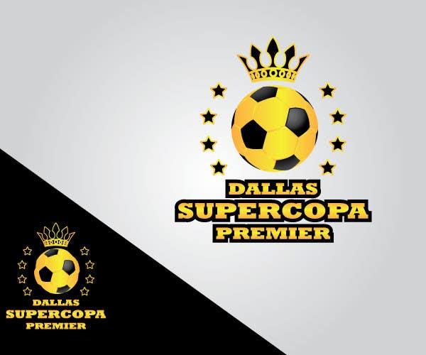 Inscrição nº 318 do Concurso para Logo Design for Dallas Premier Supercopa