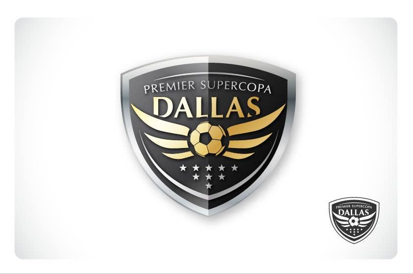 Inscrição nº 282 do Concurso para Logo Design for Dallas Premier Supercopa