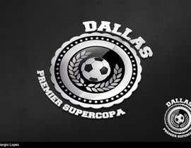 #91 for Logo Design for Dallas Premier Supercopa by SergioLopez