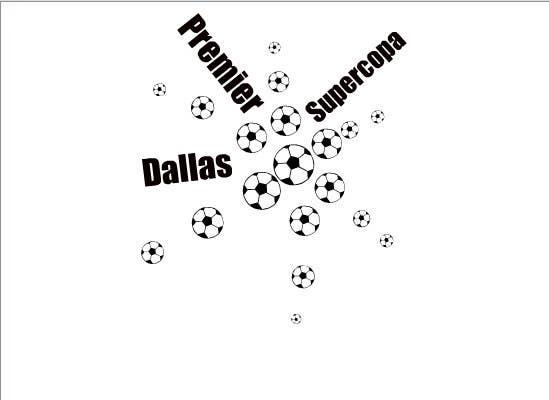 Inscrição nº 2 do Concurso para Logo Design for Dallas Premier Supercopa