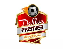 #393 for Logo Design for Dallas Premier Supercopa by KreativeAgency