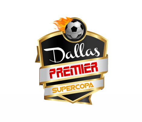 #389 for Logo Design for Dallas Premier Supercopa by KreativeAgency