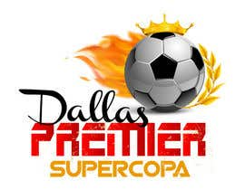 #383 untuk Logo Design for Dallas Premier Supercopa oleh KreativeAgency
